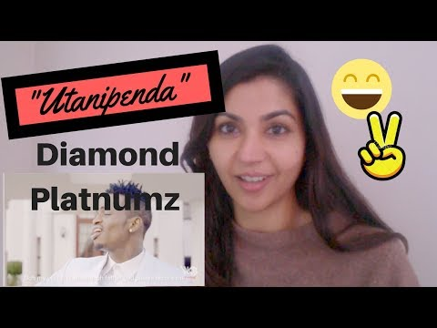 Diamond Platnumz- Utanipenda- Reaction Video!