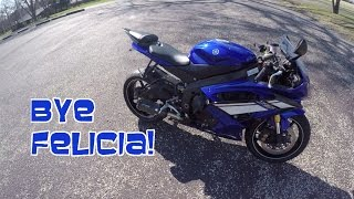 1. Hello, 2012 Yamaha R6!