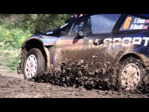 wrc 2014 highlights