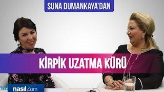 Video Suna Dumankaya'dan Kirpik Uzatma Kürü | Bakım-Güzellik | Nasil.com MP3, 3GP, MP4, WEBM, AVI, FLV November 2018