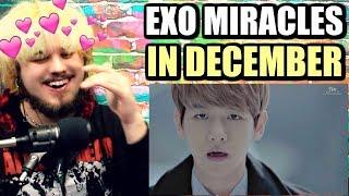 Video EXO 엑소 '12월의 기적 (Miracles in December)' MV (Korean Ver.) | REACTION!! MP3, 3GP, MP4, WEBM, AVI, FLV Februari 2019
