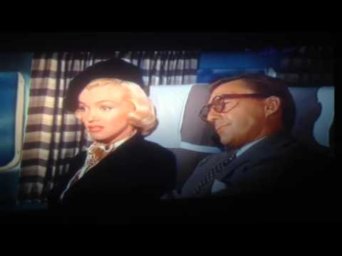 Movie Classics Glasses Scene - How To Marry A Millionaire