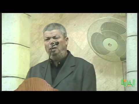 خطبة الجمعة لفضيلة الشيخ عبد الله 19/4/2013
