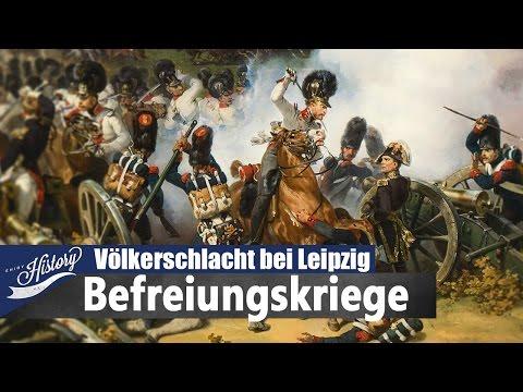 Völkerschlacht bei Leipzig 1813 - Befreiungskriege und Ende von Napoleon I ENJOY HISTORY