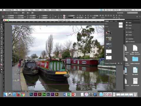 Adobe InDesign CC - Flip Book