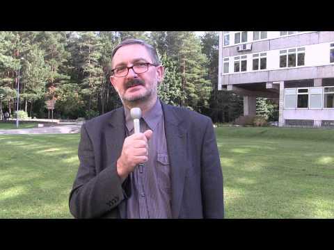 Bibliotekininkystės ir informacijos mokslų instituto direktoriaus prof. dr. (HP) Arvydo Pacevičiaus sveikinimas