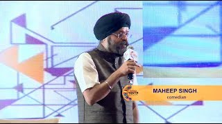 Video Maheep Singh at Parliamentarian Youth Conclave (March 2017) MP3, 3GP, MP4, WEBM, AVI, FLV Desember 2018