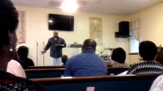Pastor Leonard L. Lyons Preaching On Purpose