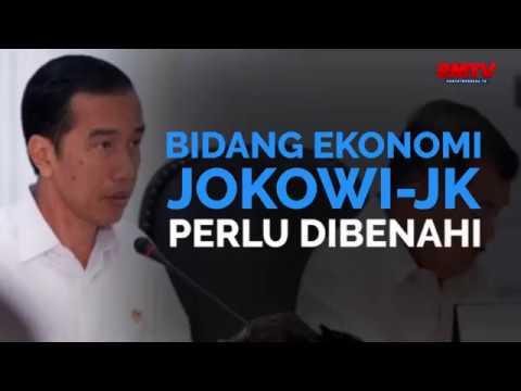 Bidang Ekonomi Jokowi-JK Perlu Dibenahi
