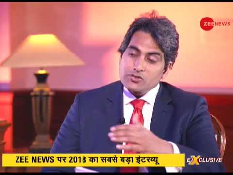 Zee Exclusive: Watch PM Narendra Modi's exclusive interview with Zee News editor Sudhir Chaudhary