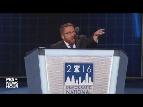 Watch Ryan Moore's full speech at the 2016 Democratic National Convention