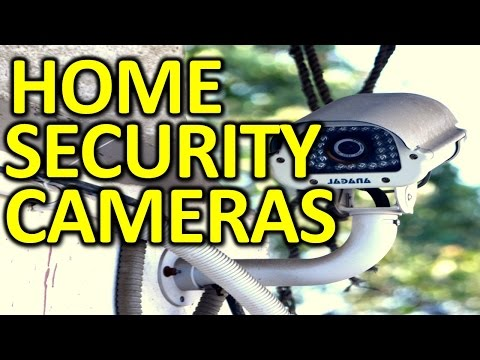 Security Cameras: The Best Locations to Install Home security Cameras system to Catch Burglars