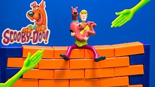 SCOOBY DOO Carton Network Hold On Scooby Video Toy Unboxing
