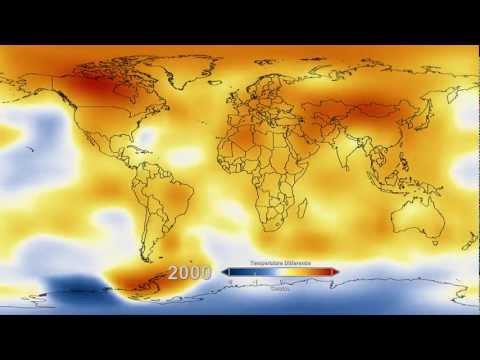 Klimaet - fra 1950 til nu