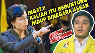 "Download Video MAKJLEEB,!! MENTRI SRI MULYANI ""G4MP4R"" PEMBERI KARTU KUNING PAK JOKOWI MP3 3GP MP4"