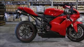 4. 2009 Ducati 1198 Used Parts