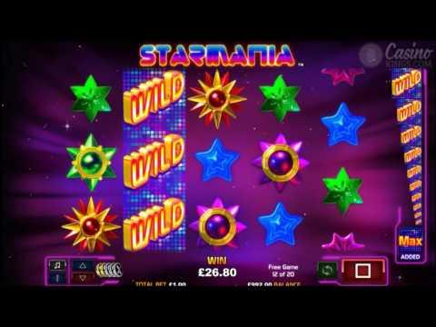 StarMania Slot - CasinoKings