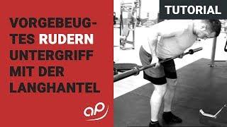 Primäre Muskeln: Rückendichte Sekundäre Muskeln: Bizeps, Rückenbreite, Nacken, Hintere Schulter, Trizeps (langer Kopf),...