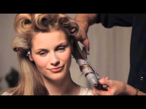 Hair Tutorial: Retro Curls
