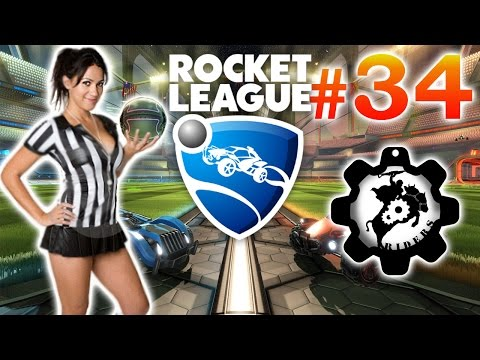 3STARца Games (Rocket League) - #34 - Хамер затащил :)