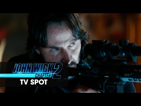 Watch New TV Spot for John Wick Chapter 2