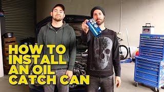 7. How To Install an Oil Catch Can