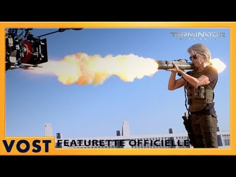 Terminator : Dark Fate  - Featurette [VOST]