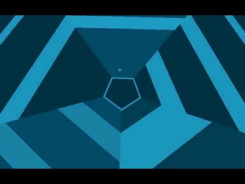 Video of Super Hexagon