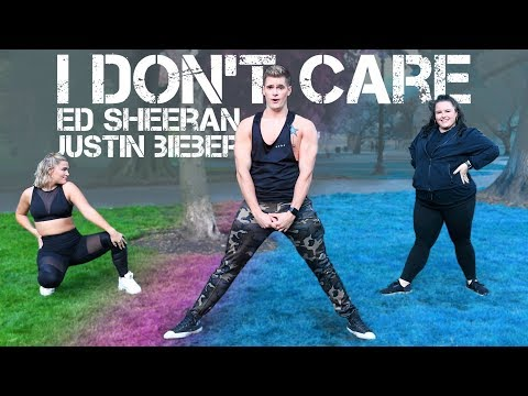 I Don& 39;t Care - Ed Sheeran & Justin Bieber | Caleb Marshall | Dance Workout