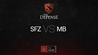 mBusiness vs ScaryFaceZ, game 1
