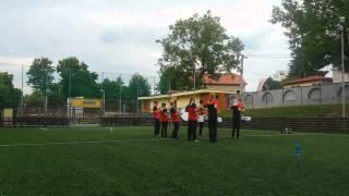 Video Drumband Františka Zemana - Samba