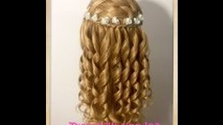 Cordon France  city pictures gallery : Trenza Cordon Frances con Canasta / French Braid with Basket Weave
