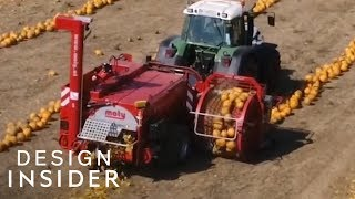 7 Machines That Can Harvest Your Produce Faster