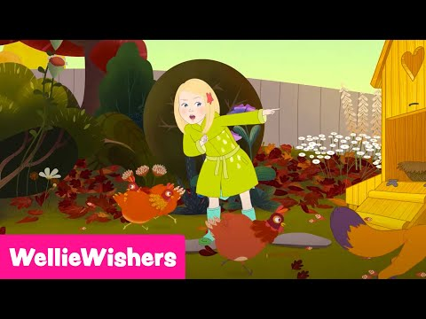 Outfox the Fox | Animated Series Season 2 Full Episode 6 | @American Girl WellieWishers