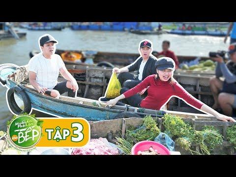 Full #3 | Trường Giang, Anh Đức, Lê Lộc tung chiêu đi chợ trả giá, gây náo loạn chợ nổi Cái Răng - Thời lượng: 26 phút.