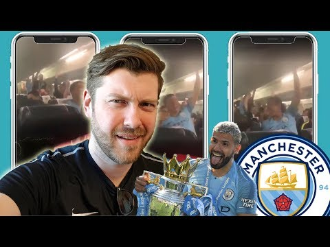 MAN CITY PLAYERS SING OFFENSIVE LIVERPOOL ALLEZ SONG (WEIRDOS)