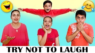 Nonton TRY NOT TO LAUGH CHALLENGE | #Funny #Family Video | Joke Challenge | Aayu and Pihu Show Film Subtitle Indonesia Streaming Movie Download