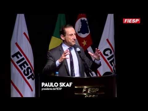 """Imagem: """"Falta de confiança não é no Brasil, mas no Governo"""""""