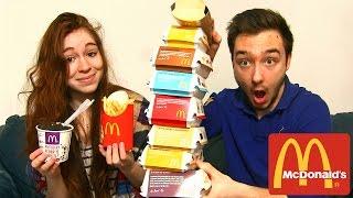Video Dégustation McDonald's en Couple ! TOUT LES BURGERS ! BIG MAC, CHEESE BURGER , Mc FLURRY ! MP3, 3GP, MP4, WEBM, AVI, FLV Agustus 2017
