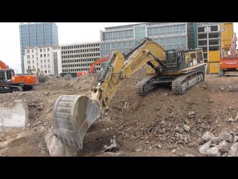 AWR-Abbruch Baustellen Frankfurt