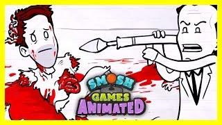 NICOLAS CAGE KILLS US! (Smosh Games Animated)