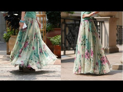 Video Umbrella cut skirt with full gathers DIY | drafting, cutting and stitching step by step tutorial download in MP3, 3GP, MP4, WEBM, AVI, FLV January 2017