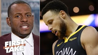 Steph Curry gets undeserved hate from other players, media – Andre Iguodala | First Take