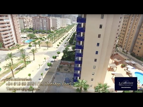 Buy luxury apartment in Benidorm 500 from the sea, at La Cala for 210.000 euros!