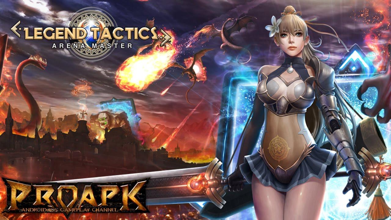 Legend Tactics : Arena Master