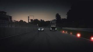Volvo Trucks - Teaser: Volvo Trucks vs Koenigsegg