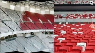 Video Wow kerennya bangku stadion GBK sekarang MP3, 3GP, MP4, WEBM, AVI, FLV Juni 2017
