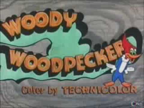 The Woody Woodpecker Feudín Fíghtin-N-Fussin