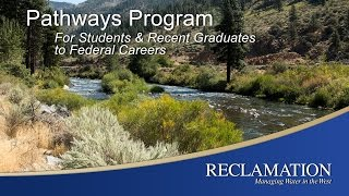Pathways Program for Students & Recent Graduates to Federal Careers