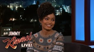 Video Yara Shahidi on Harvard, Prince & Eddie Murphy MP3, 3GP, MP4, WEBM, AVI, FLV Maret 2018